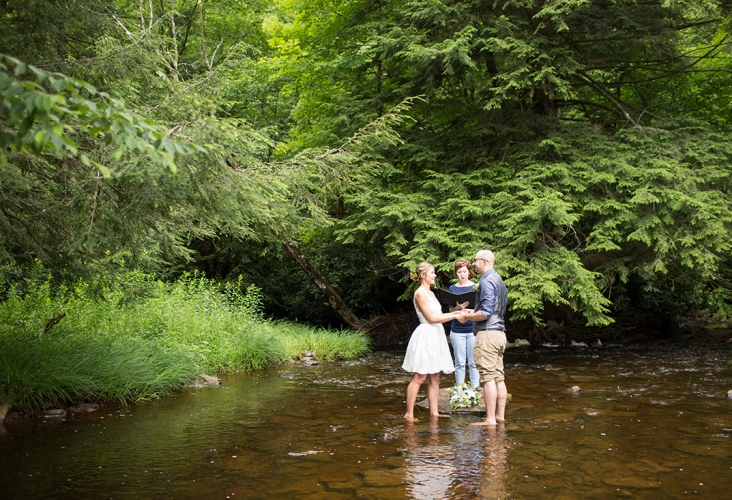savage river lodge elopement