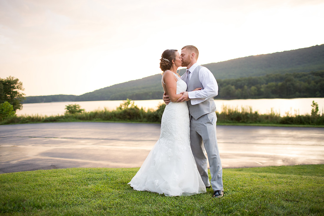 deep creek lake wedding photographer